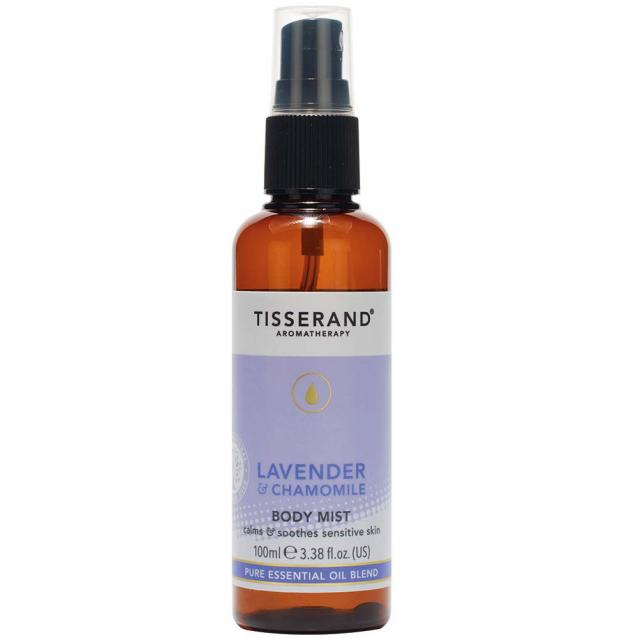 Tisserand Lavender And Chamomile Body Mist 100ml