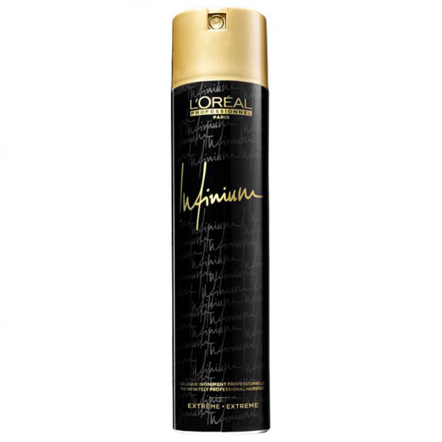 Loreal Professionnel Infinium Pure Strong Hairspray 500ml
