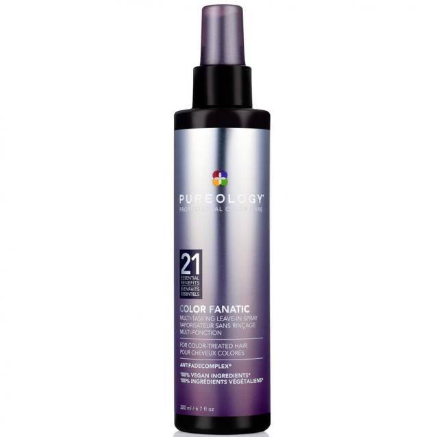 Pureology Colour Fanatic Multi Tasking Leave In Spray 200ml