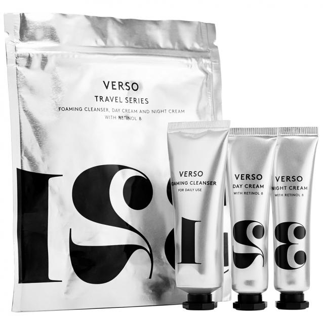 Verso Skincare Travel Kit