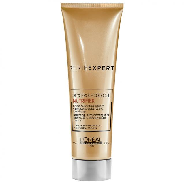 Loreal Professionnel Serie Expert Nutrifier Blow Dry Cream 150ml