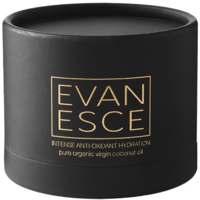 Evanesce Organic Virgin Coconut Oil Cream 100ml