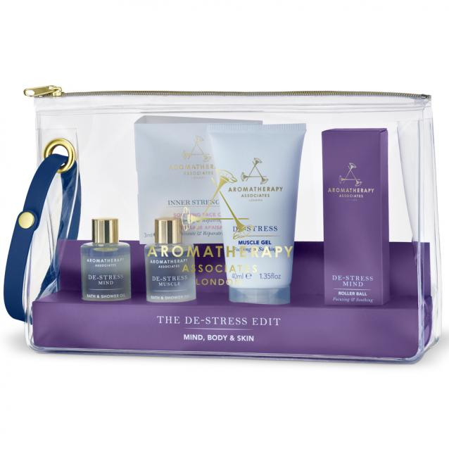 Aromatherapy Associates The De Stress Edit Gift Set